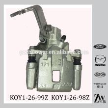 Nouveaux produits Étrier de frein à disque pour Mazda CX5 K0Y1-26-99Z / K0Y1-26-98Z