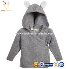 Cardigan Style enfants automne tricoté enfants Hoodies Pattern