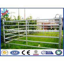 Einfache Installation von Metall Viehzucht Zaun Panel / Vieh Viehbestand Tafeln und Tore zum Verkauf