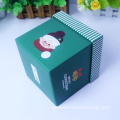 Luxury Christmas cardboard gift paper box