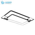 Plafonnier LED Contemporain LEDER