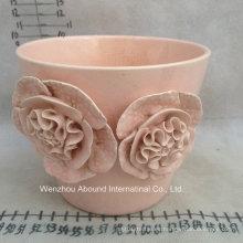 Flowerpot y florero para la jardinería, el hogar y la decoración de la oficina