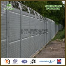Очень прочный и противоскользящий защитный забор
