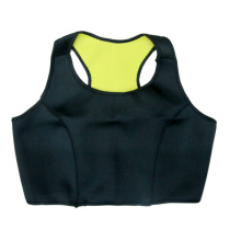 Neoprene Thermal Slimming Workout Sweating sutiã quente Desporto (WU8017)