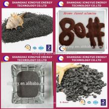 Whosales Aluminiumoxidpreis, hochgradiges Schleif- / refraktäres Material