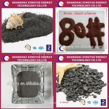 Preço de óxido de alumínio Whosales, Material abrasivo / refratário de alto grau