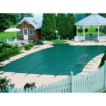 PVC Tarpaulin Used as Swimming Pool Cover