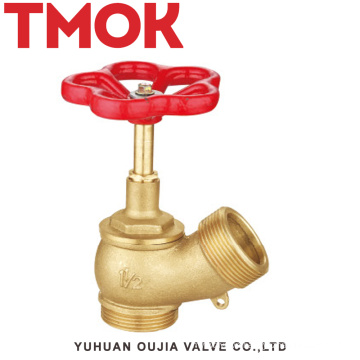 brass nickle plating vertical safety valve