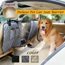 Doglemi New Deluxe Vehicle Car Travel Pet Dog Car Seat Fence Safety Barrier