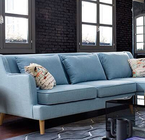 Corner L-Shaped Sectional Sofa
