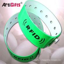 Завод прямых продаж пользовательские качества изделий подарок один раз использовать фестиваль браслеты