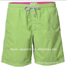 Solid color fashion men board shorts