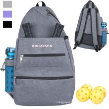 Unisex Men Tennis Racket Backpack Outdoor Sport Pickleball Sling Crossbody Bag