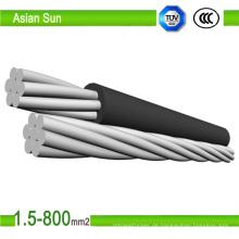 0,6/1kv XLPE isolierte Antenne Bundead Kabel (ABC)