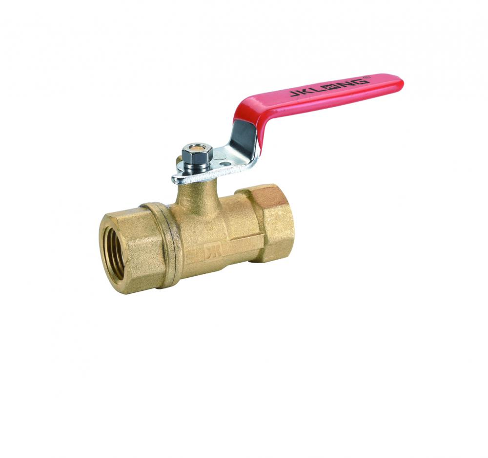 PN16 Brass Ball Valve1