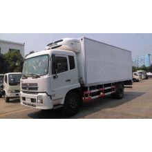 Dongfeng Tianjin mass truck refrigeration service