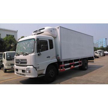 Dongfeng Tianjin mass truck refrigeration service