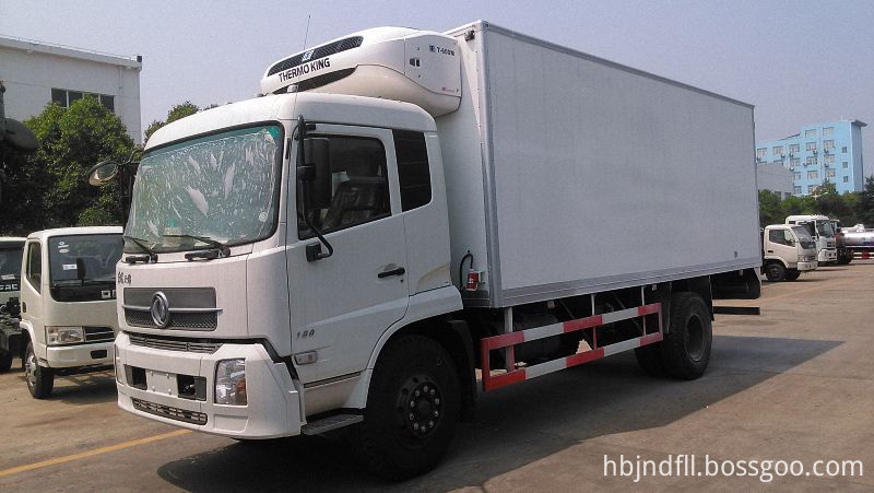 Refrigerated Truck 72