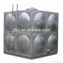 Inicio Tanques de agua de lluvia de acero inoxidable