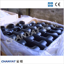 Carbon Steel Pipe Fitting Welded Tee 1.0457, Ste240.7