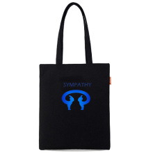 Custom single shoulder bag student leisure tote bag