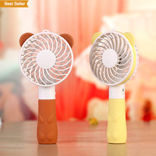 Personlized Products for Rechargeable Mini Fan 2018 New Product Portable USB Cooler Fan Rechargeable export to Poland Exporter