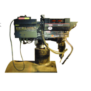 Chuck Type Saddle Automatic Welding Machine