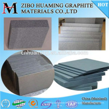 Durable graphite plate with high strength and corrosion resistance