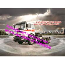 Camión tractor Beiben Brand 2638 380hp