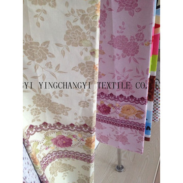 Cvc 80x20 32sx32s printed fabric