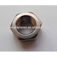 Hex Nut with Zinc-Plated