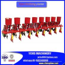 Maquina de fertilización de maíz de la maquinaria agrícola para la sembradora del tractor de Tn