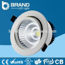 Économiseur d'énergie High Lumens 6w 12w LED COB Downlight Downlight