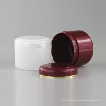 Frasco de creme de plástico redondo PP (EF-J23)
