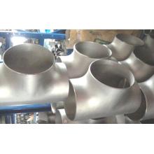 Raccords de tuyaux de soudure S32750 - Tee / Equal Tees & Tee Réduisant