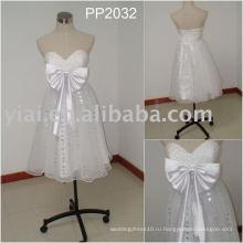 2010 мануфактуры сексуальная мода платье PP2032