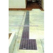 Ditch grating, grating cover, gully grating