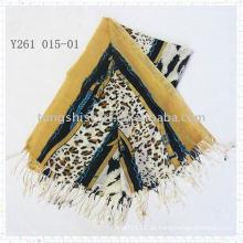 Mode Tierdruck Schal Pashmina