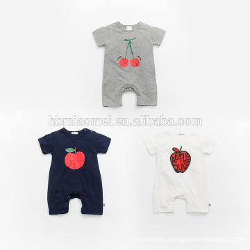 2017 New Arrival Kids Baby Romper Baby Jumpsuit Cotton