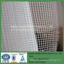 YW - белый 110г, 120г, 145г, 160г, сетка из стекловолокна / стекловолокна (фабрика)