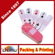 12 Decks Bandage Shaped Poker Playing Cards (430043)