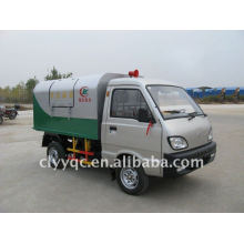 hermetical garbage truck manufacturer