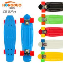 Yongkang personalizado y skate de 4 ruedas