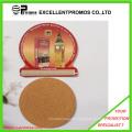 Customized Logo Printed Top Quality Cork Coaster (EP-C8270B)