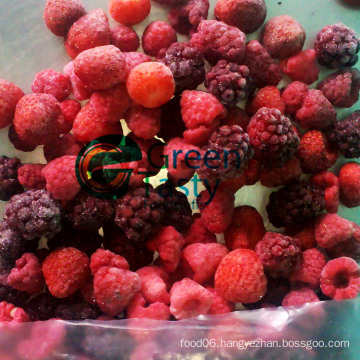 High Quality IQF Frozen Mixed Berry