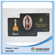 Quality Warranty/Guarantee Card/Membership Card/VIP Card