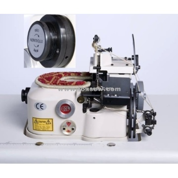 2 Thread Carpet Overedging Machine