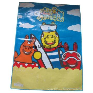 Многоразовые пластичные перемещения трубы PP пляж Коврик для пикника одеяло