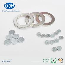 Accessoires magnétiques en forme d'anneau utilisés dans le haut-parleur