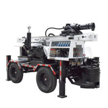 Portable Water Borehole Drilling Machine